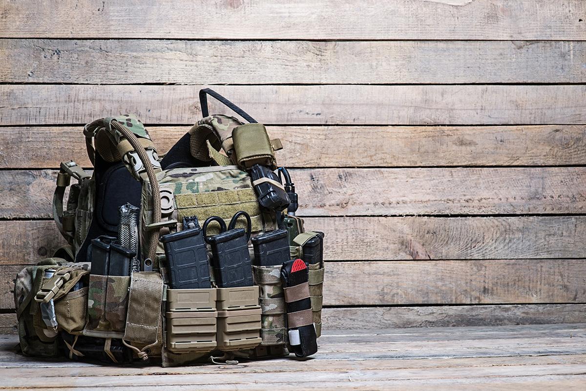 Military equipment - Hakofix® swiss army