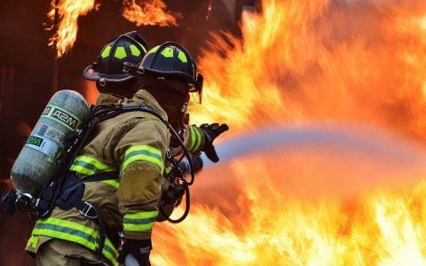 Vêtements de protection Sapeurs-pompiers