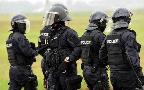 Vêtements de protection Police