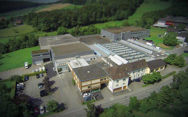 Kuny AG Firmengebäude