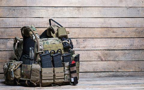 Militärausrüstung