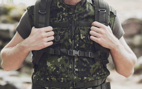 Militärbekleidung - Hakofix® Standard