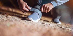 Klettverschlüsse-Schuhe