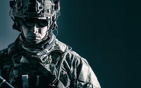 Schutzbekleidung Armee