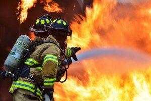 Schutzbekleidung Feuerwehr